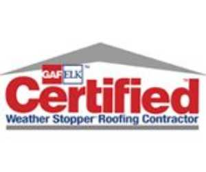 certified roofing Elm Creek