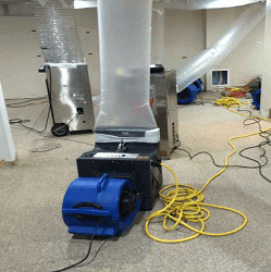 Water Damage Burkburnett Texas Repair 4350 Wichita County